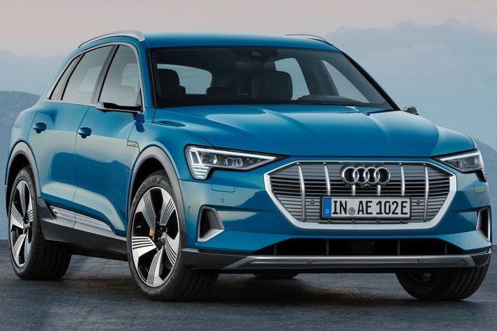 Bestel de nieuwe Audi e-tron nu!